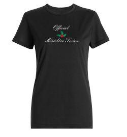 Official Misteltoe Tester Damen T-Shirt
