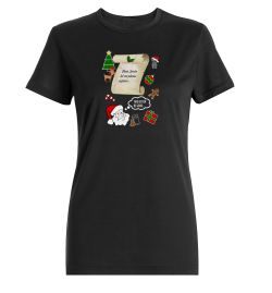 Dear Santa... Damen T-Shirt